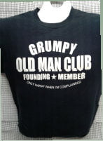 Grumpy Old Man Club